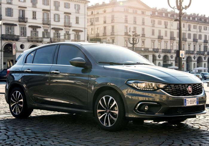 Italian Excellence | New Vaal South: Fiat Tipo Hatch
