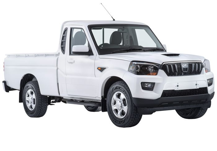 Picking up Where We Left Off | AutoCity Mahindra Heidelberg: Mahindra Pik-up