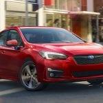 Impressive Impreza | Subaru Centurion: Impreza Eyesight