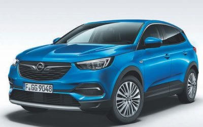 Grandest of the Grand | Opel Roodepoort: Grandland X