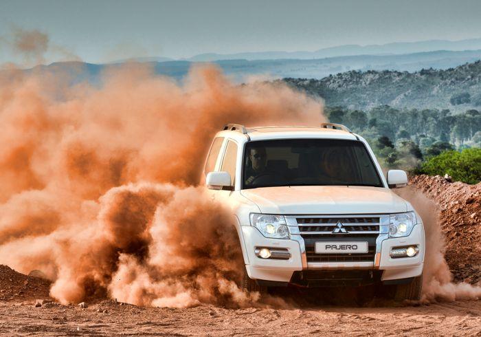 Adventure Made Machine | Mitsubishi East Rand: Mitsubishi Pajero SWB