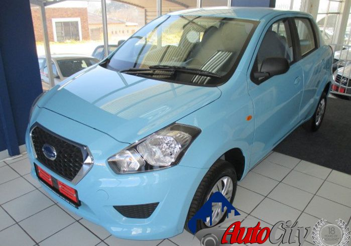 AutoCity Datsun Nigel Heidelberg – Going places with the Datsun Go Lux