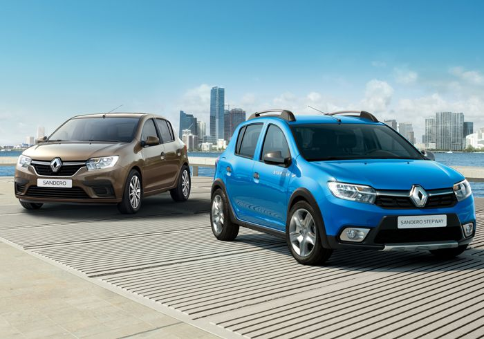 BB Hatfield Renault – The Sandero Stepway Dynamique in Review