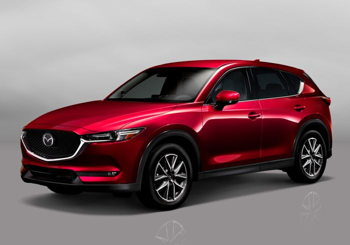 Lazarus Mazda – The Revolutionary Mazda CX-5 Akera