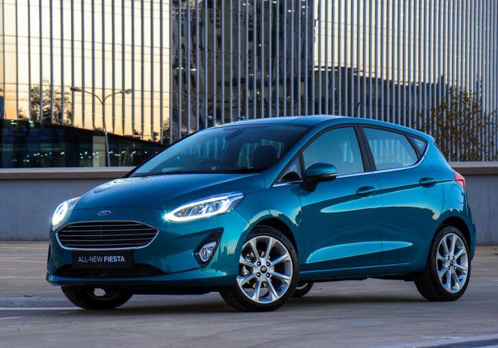 Fantastic Family Fun – Consolidated Auto Boksburg: New Ford Fiesta