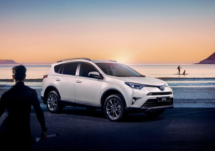 Raving about the Rav | Toyota Kempton Park: Toyota Rav4