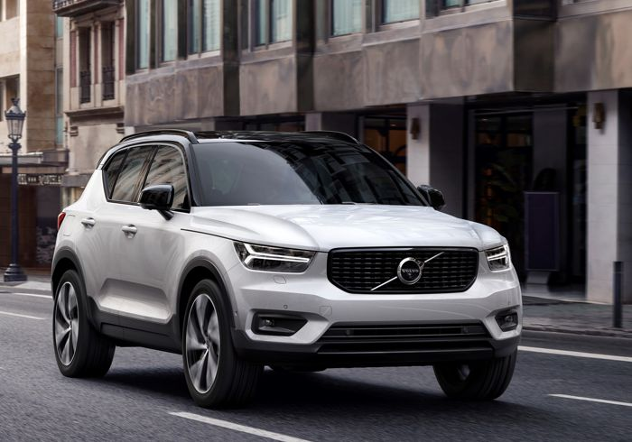 Auto Baltic East Rand: The New Volvo XC40 – A Minimalistic Gem – in Review