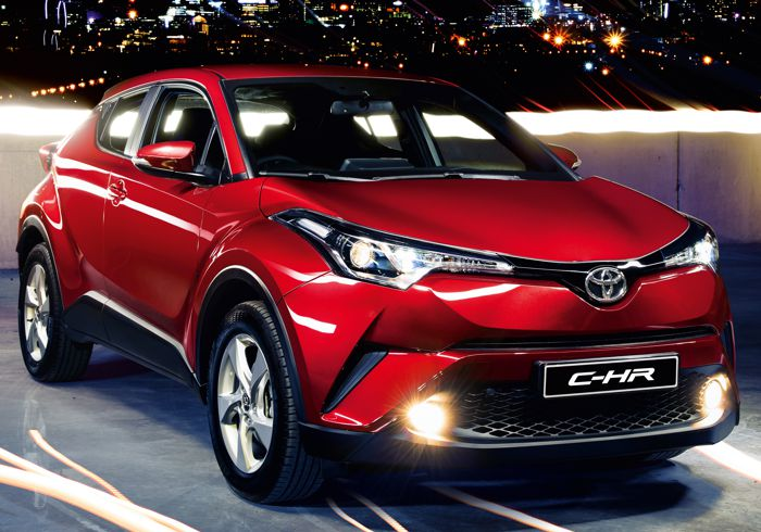 Freeway Toyota – Toyota C-HR: A Daredevil of Note – in Review