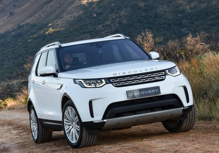 Jaguar Land Rover Centurion – A Taste for Adventure with the Land Rover Discovery