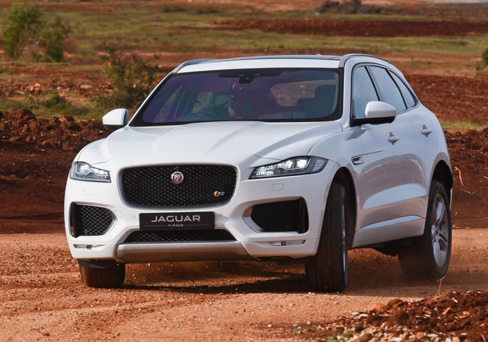 Jaguar East Rand – Art in Mechanical Form with the Jaguar F-Pace – in Review