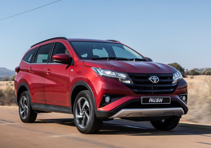 Imperial Toyota Kempton Park – Make a statement with the Toyota Rush in Review