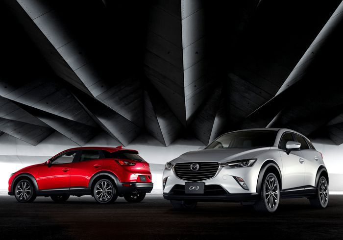 Lazarus Mazda – A Sophisticated Crossover – the Mazda CX-3 in Review
