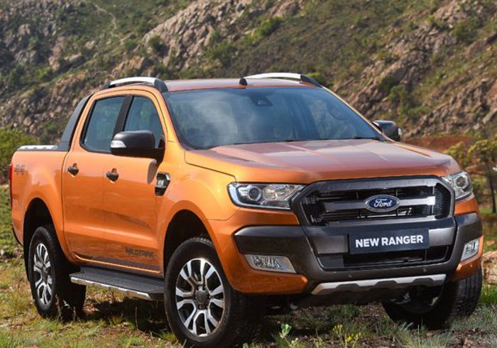 Consolidated Auto – The Ford Ranger Wildtrak is tough enough