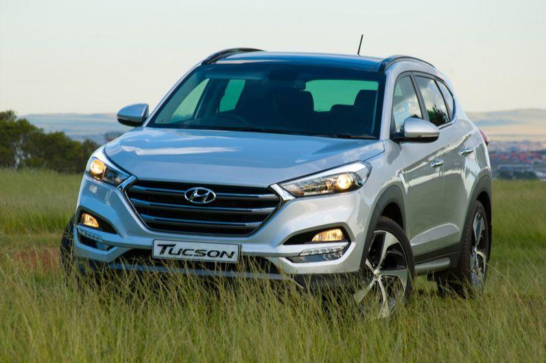 Hyundai Roodepoort – Hyundai Tucson 2.0 Premium A/T 4×2 – powerful & comfortable