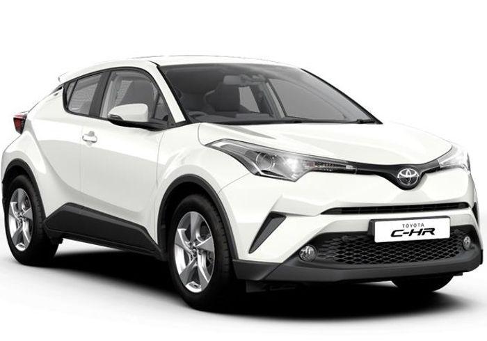 Toyota Kempton Park – The Toyota C-HR – funky & stylish