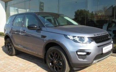 Jaguar Land Rover East Rand – Land Rover Discovery Sport SE 2.0 litre TD4 Diesel – ready for anything!
