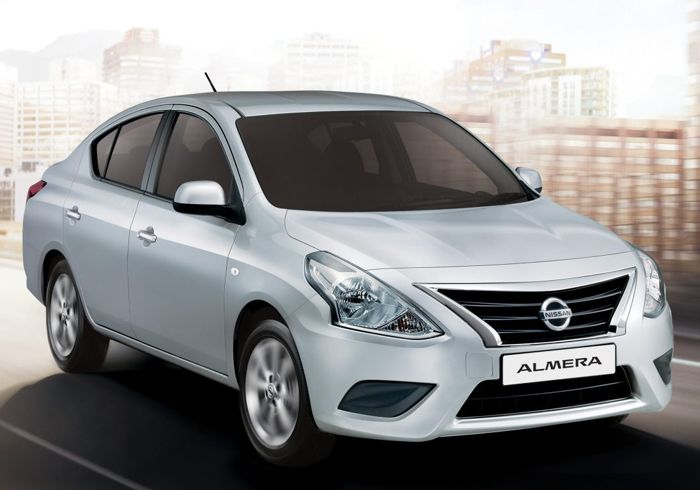 BB Hatfield Nissan – Nissan Almera 1.5 Acenta AT – a practical, stylish family sedan