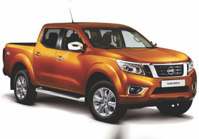 Nissan The Glen – Nissan Navara – the bakkie redefined