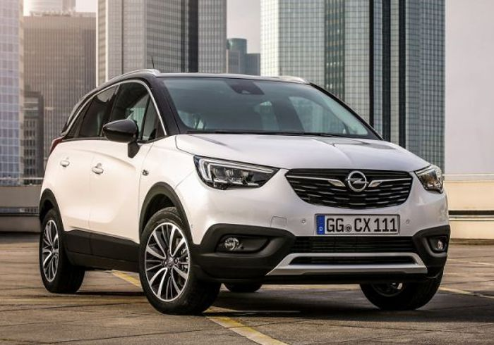 Williams Hunt Roodepoort – Opel Crossland X 1.2T Cosmo AT – comfortable & convenient