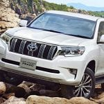 Toyota Kempton Park – Toyota Land Cruiser Prado – making tough look easy