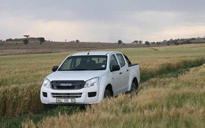 Williams Hunt Roodepoort – Isuzu KB-Series – South Africa's hardest working bakkie
