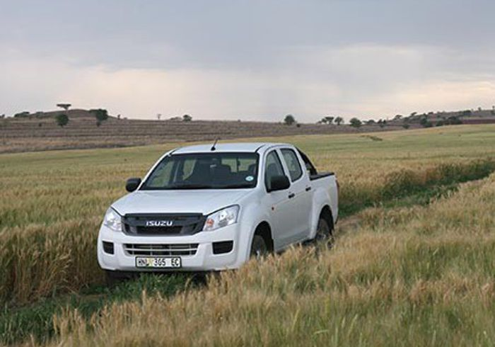 Williams Hunt Roodepoort – Isuzu KB-Series – South Africa's hardest working bakkie