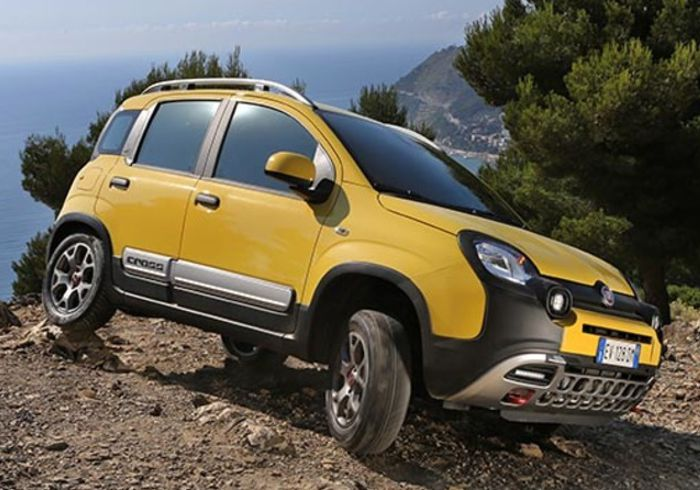 New Vaal Motors South – Fiat Panda – a fun-filled 4×4
