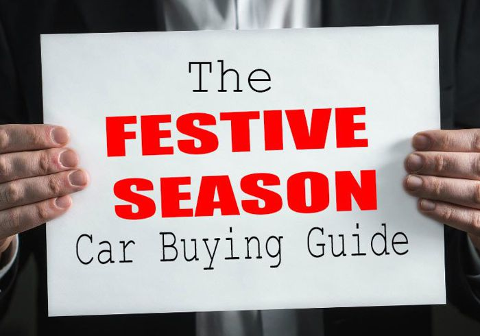 A guide to buying a vehicle over the festive season