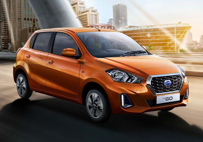 Nissan The Glen – the all-new Datsun GO – a style statement