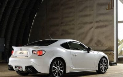 Toyota Kempton Park – Toyota GT86 2.0 High MT– pure driving excitement