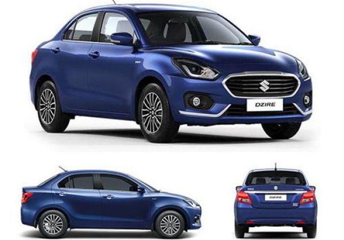 The New Suzuki Dzire 1.2 GL Driven With Desire
