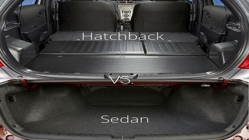 Hatchbacks vs sedan