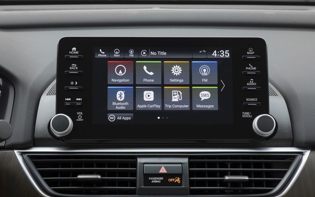 How to test a car infotainment system