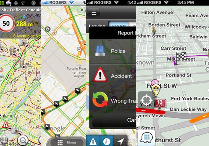 How to use apps to beat traffic