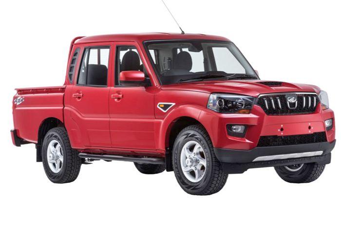 Mahindra East Rand Mall – Mahindra PikUp Double Cab – adventurous & efficient