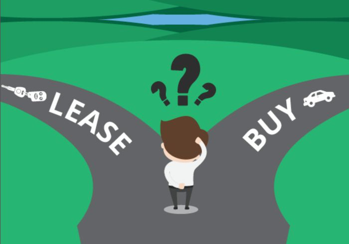 Buying vs leasing a car