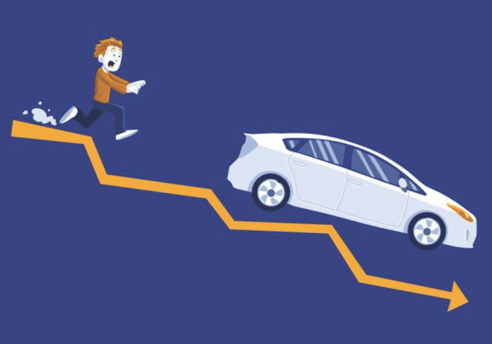 Car depreciation – how does it affect the value of your car?