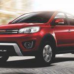 Haval Alberton – Haval H1 – a trendy, confident car!