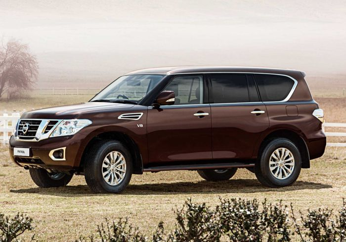 Group 1 Nissan The Glen – Nissan Patrol