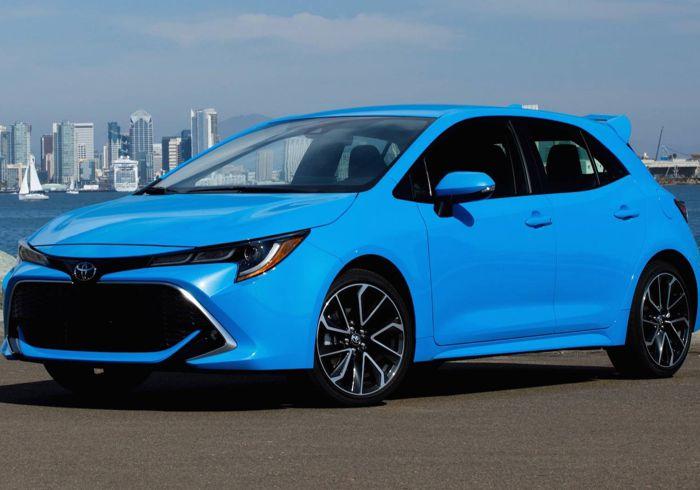 Toyota Kempton Park – Toyota Corolla Hatchback – a modern, re-imagined Corolla