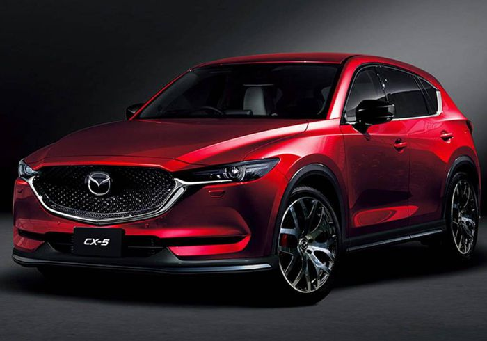 Mazda Clearwater – Mazda CX-5 2.2 litre DE Active 6AT – modern & mature