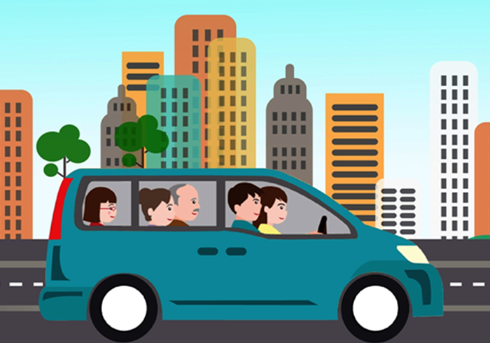 Carpooling-Yay or Nay?