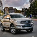 Ford Everest-The Big, bad, gentle giant