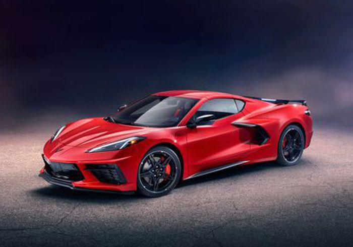 Release of the All New 2020 Chevrolet Corvette