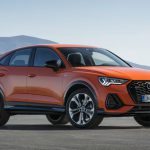 The All new Audi Q3 Sportback 2020