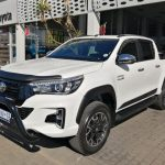 Introducing the All new Hilux Legend 50