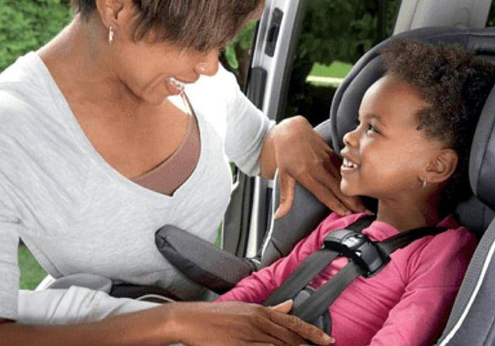 Prison Break-Baby's breaking from the Car Seat