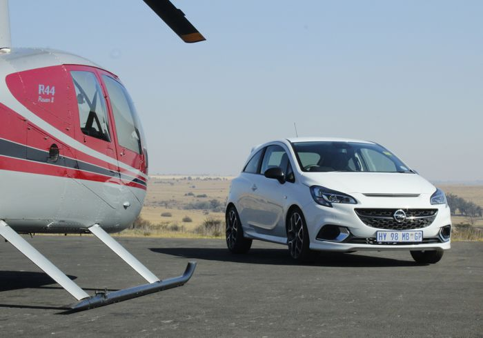 Life According To The New Opel Corsa GSi?