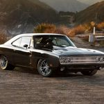 Vin Diesel Gets a 1970 Dodge Charger birthday Gift