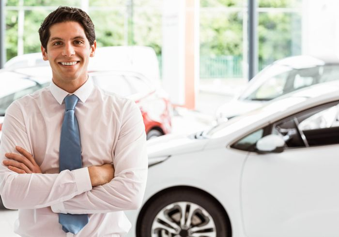 Are You A Car Salesman?